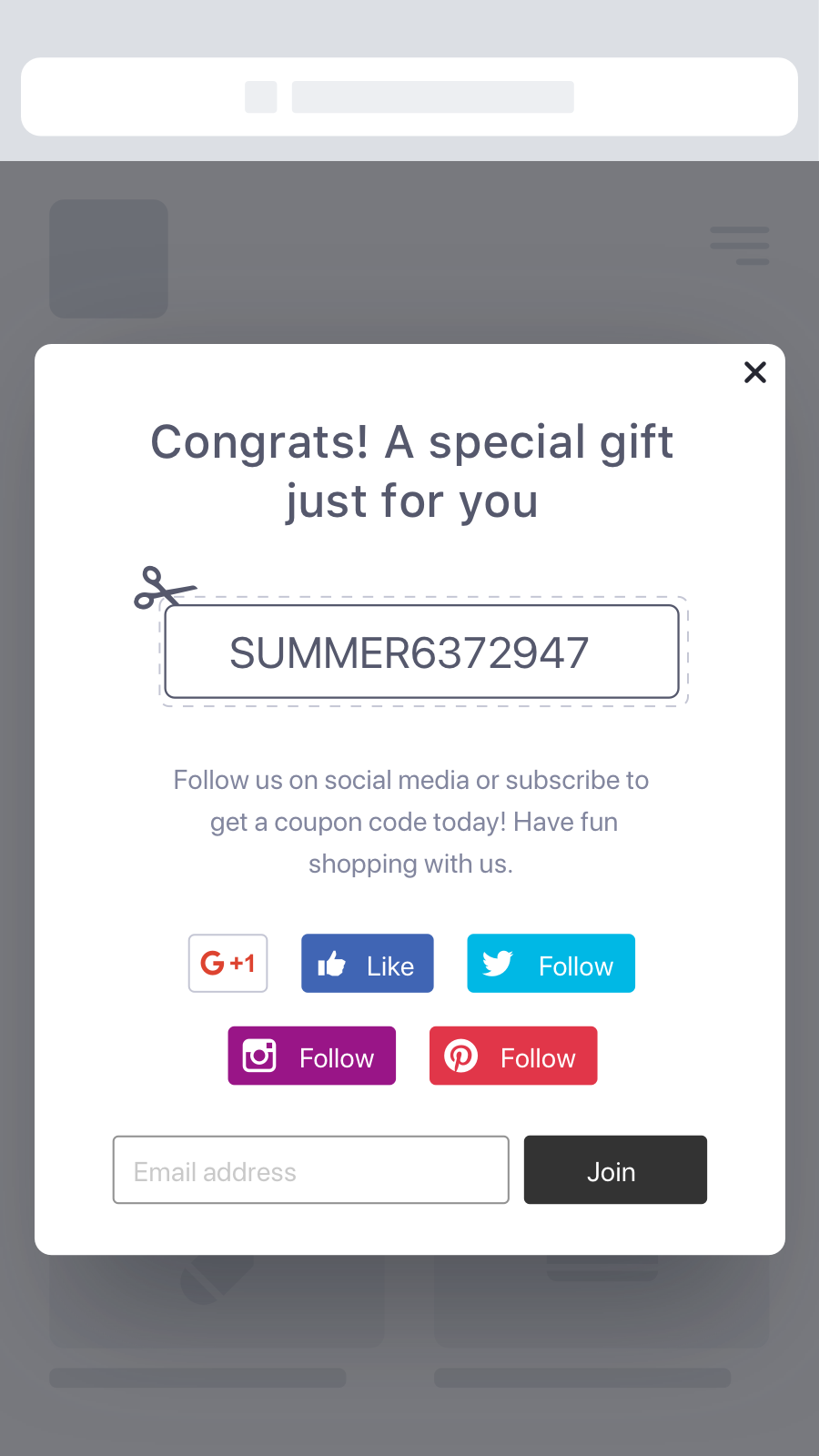 Shopify Shipping Discount - getsetcoupon.com