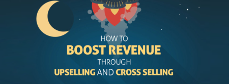 Boost Sales by Upselling and Cross selling