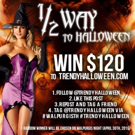 Halloween contests