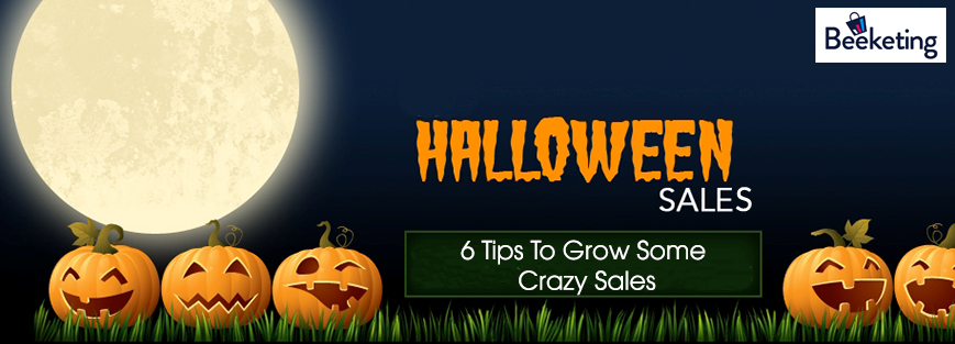 6 tips to drive sales on Halloween