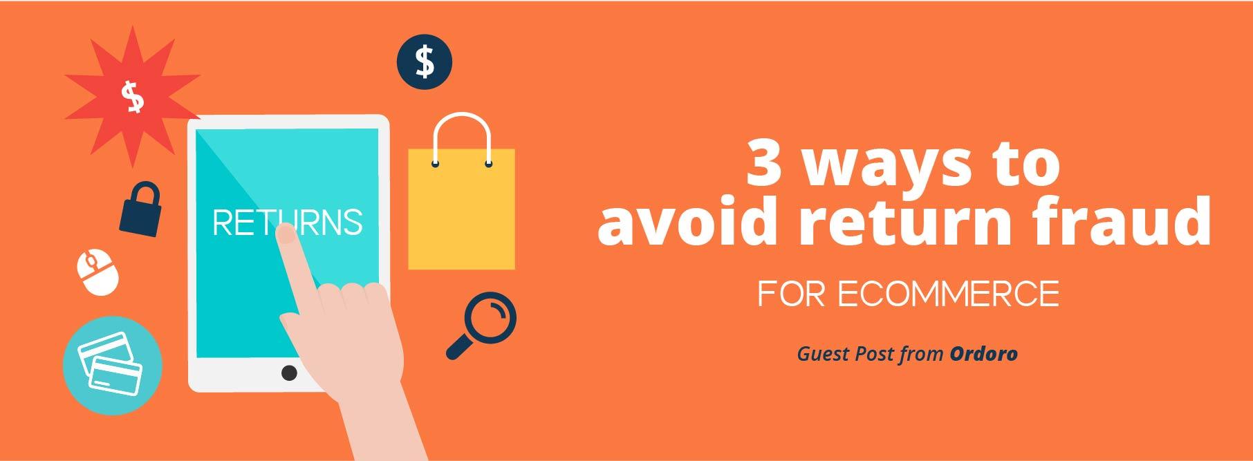 avoid return fraud