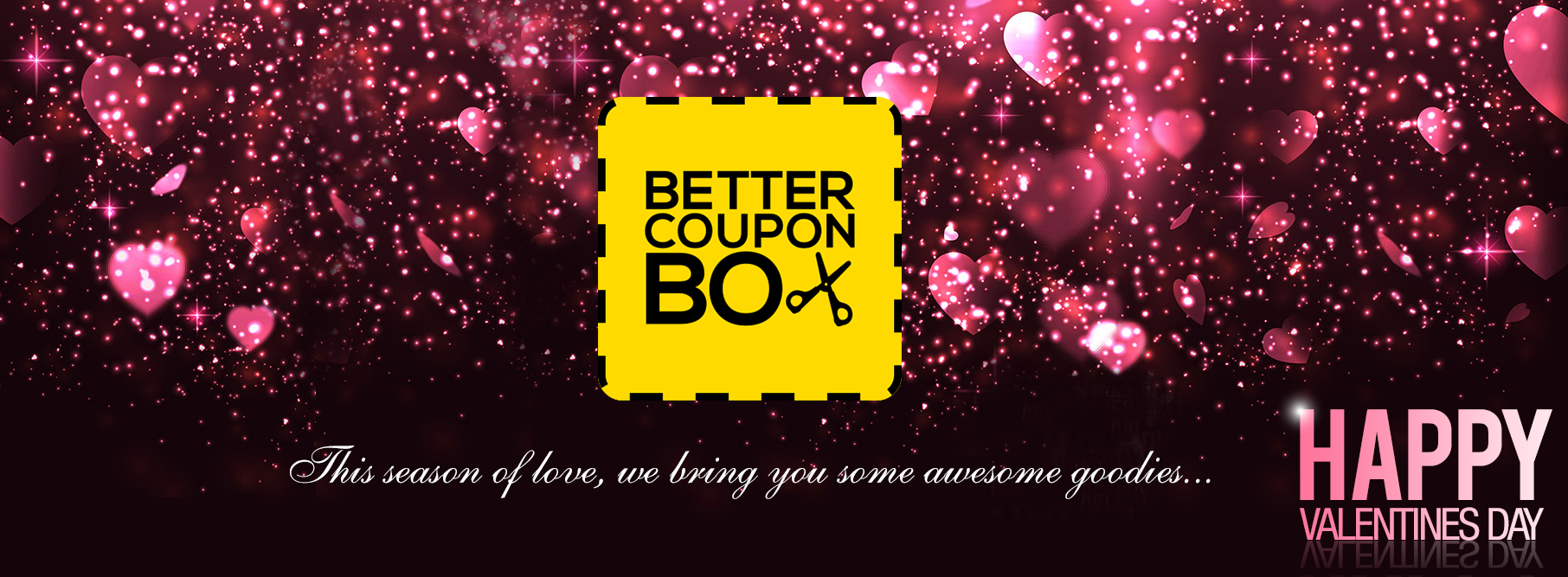 Premium Better Coupon Box