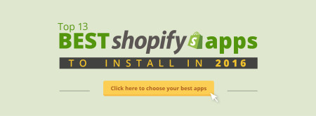 top 13 shopify apps