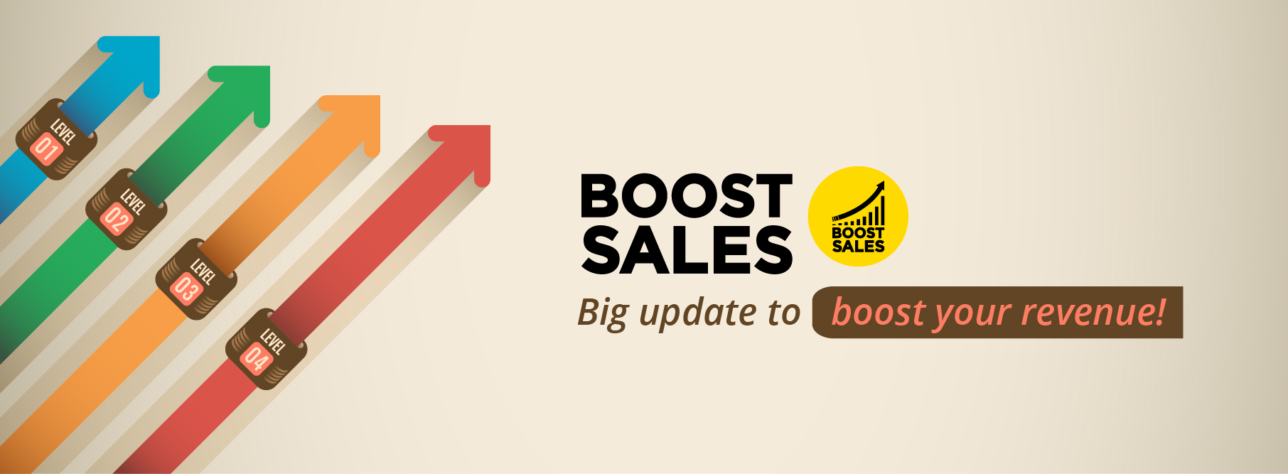 Boost Sales app new features