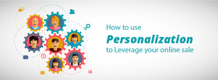 personalization to increase sales