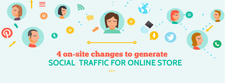 social traffic for online store-01