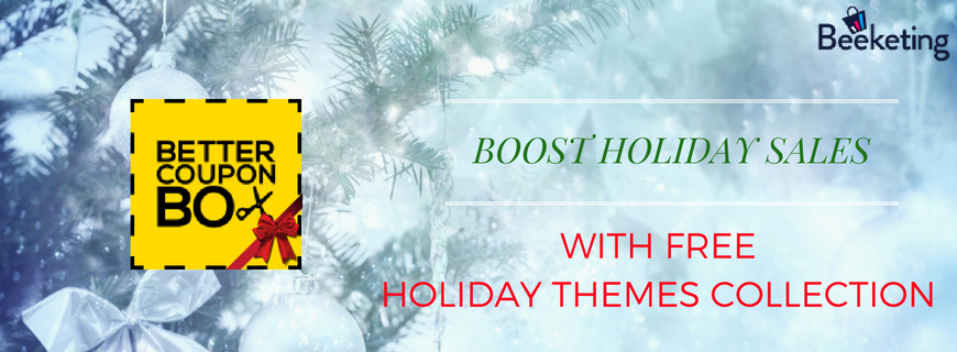 Holiday themes collection for Better Coupon Box