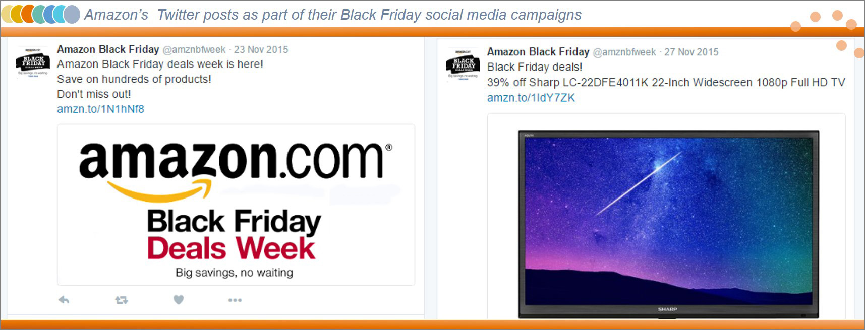 black friday promotion ideas