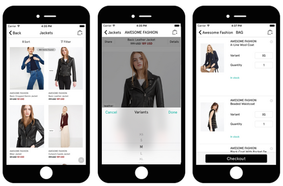 best Shopify apps for mobile shopping