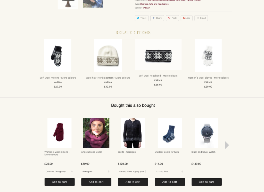 how to sell online with personalized product recommendation