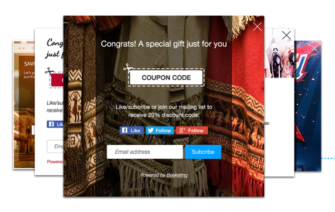 Better Coupon Box Popups
