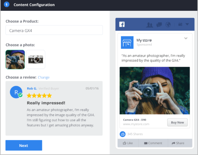 Yotpo User Generated Content Marketing Solution