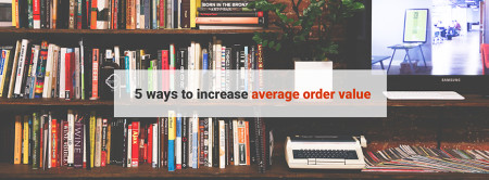 increase average order value