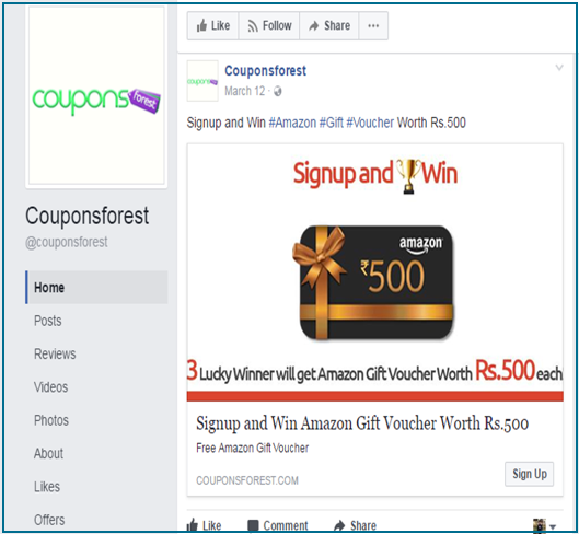 how to build an email list by running contest on Facebook