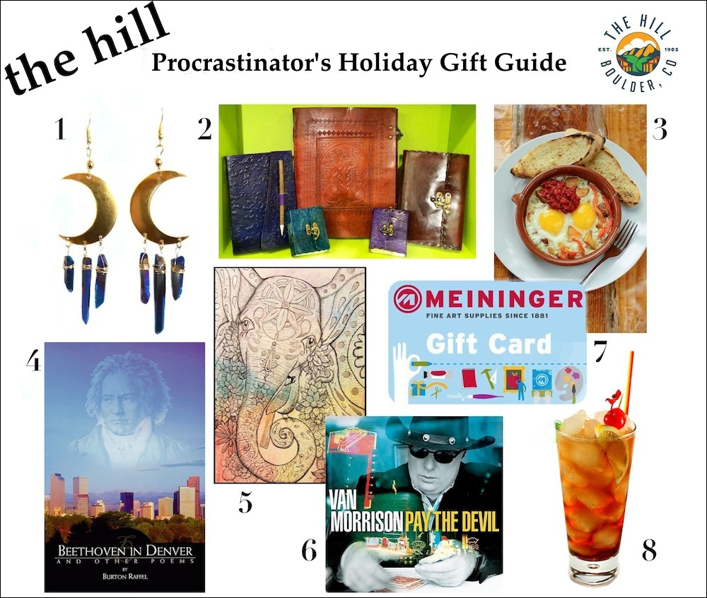 Procrastinator's Holiday Gift Guide