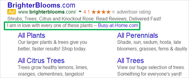 different type of ppc ads
