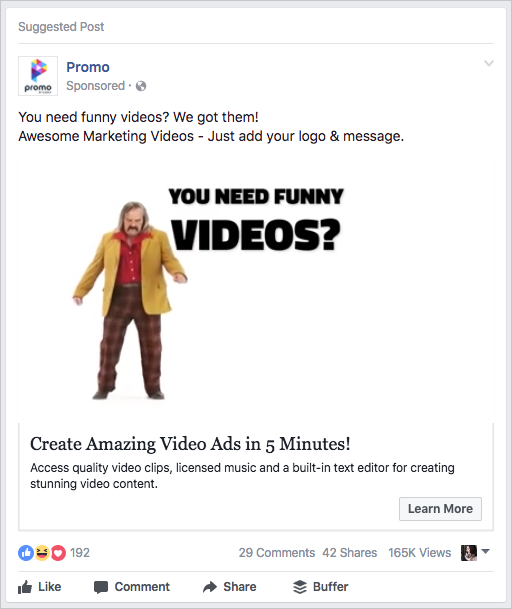 facebook advertising for holidays