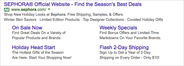 ppc ads examples
