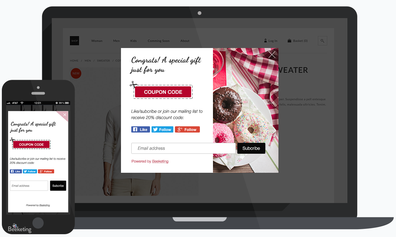 Better Coupon Box - Top Shopify apps for Shopify stores