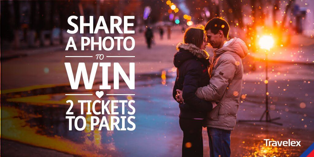 Travelex Valentine's Day marketing ideas