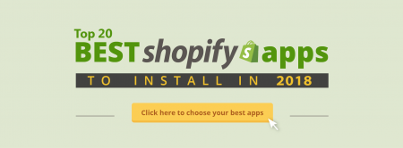 Top 20 shopify apps for online store owners in 2018