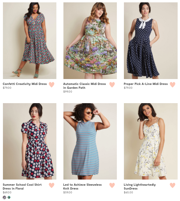 31a4350f4f8 ModCloth - The Brilliant Content Marketing Strategy From One of The ...