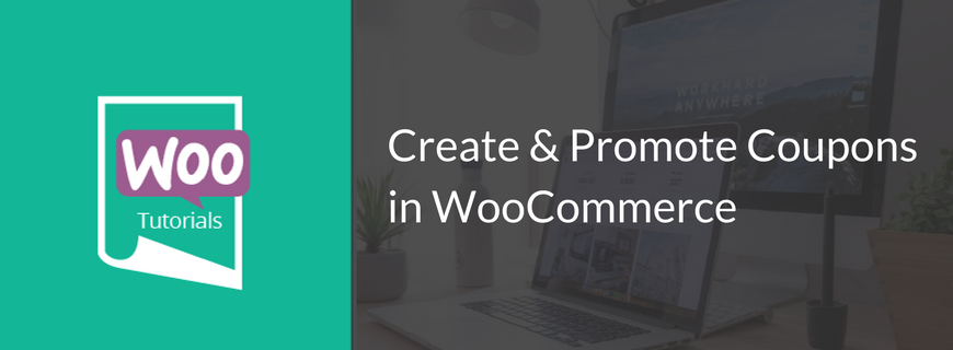 Create coupons in WooCommerce
