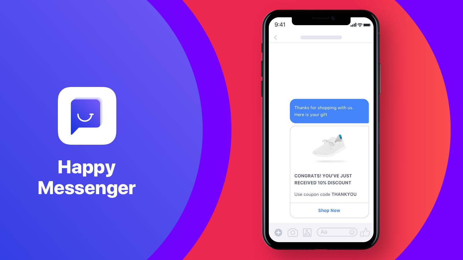 Happy Messenger Marketing- enhanced_listing