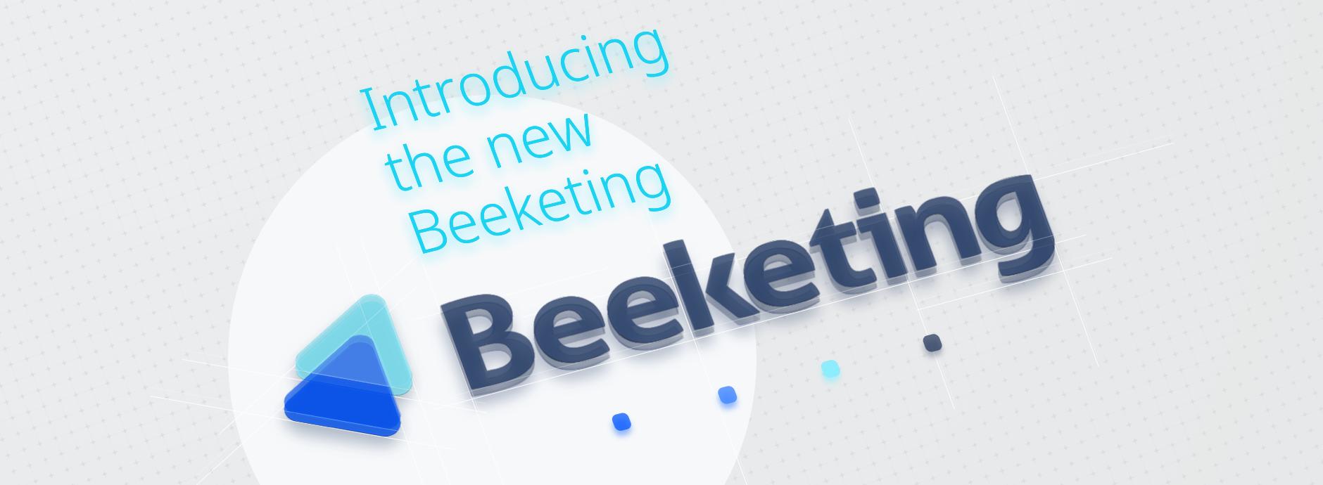Beeketing rebrand