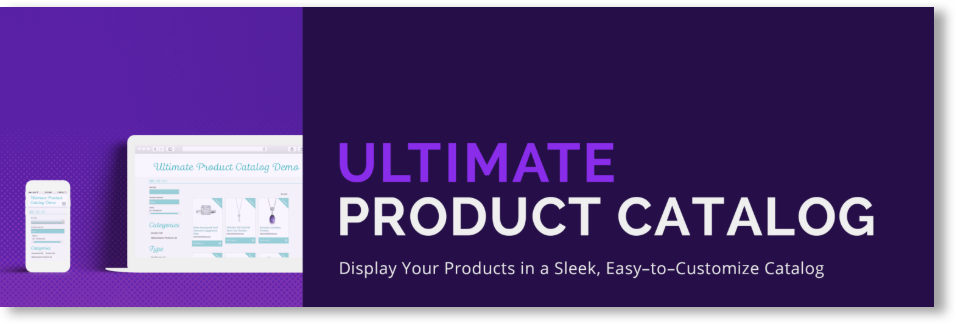 Woocommerce product catalog