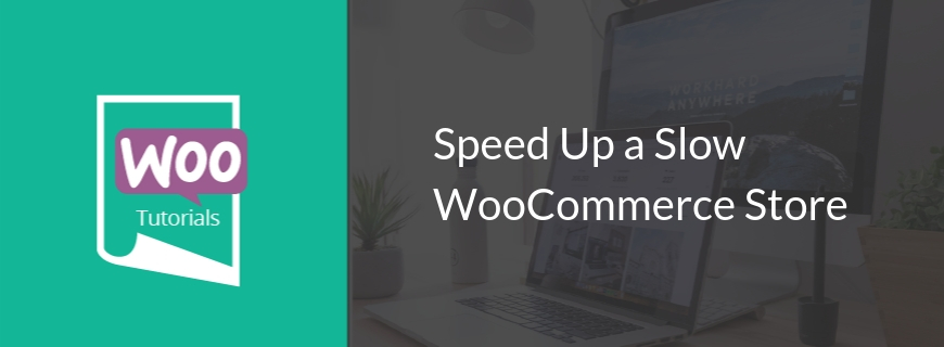 Speed up a slow woocommerce store