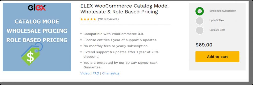 ELEX Catalog