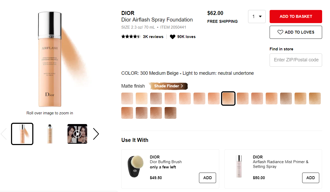 Ecommerce Marketing Ideas: Creating bundle to increase the average order value