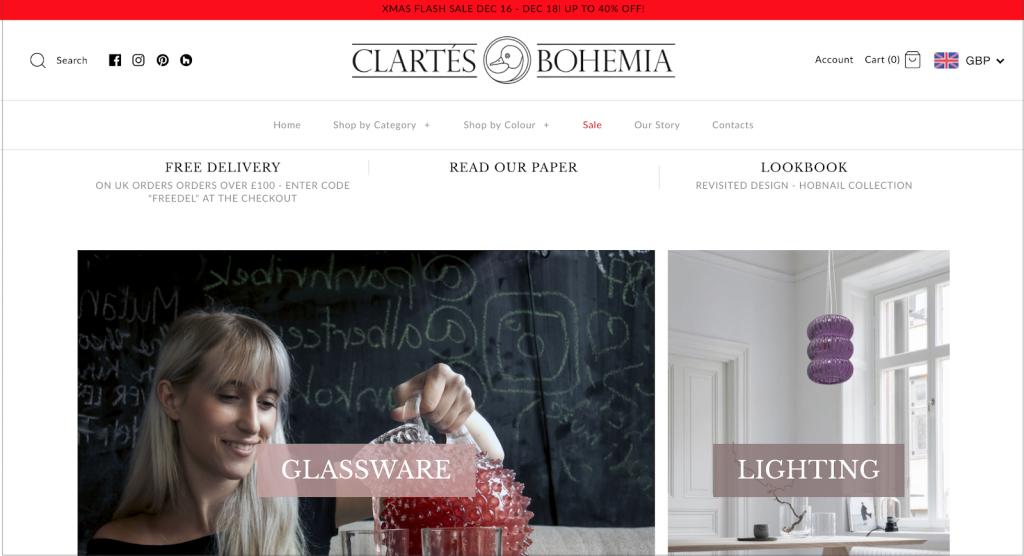 Clartes Bohemia