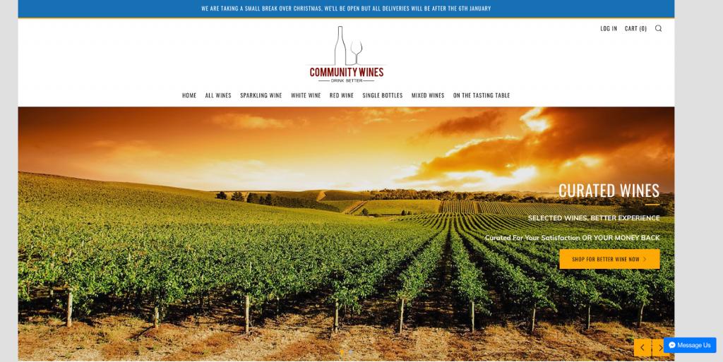 Community Wines