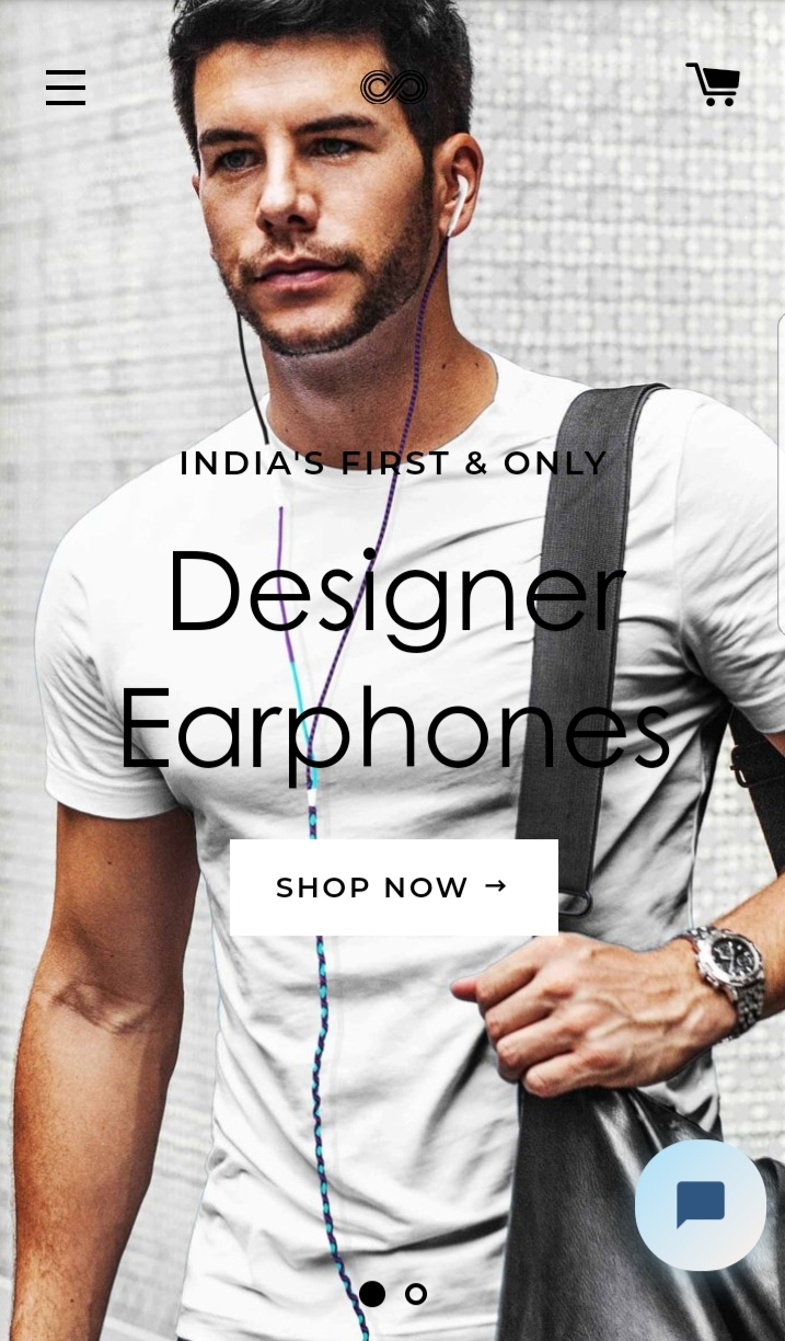 df84906c3 This Shopify store is bursting with unique earphone designs. Crossloop is  the only store in India that sells designer earphones. Its products are  bold