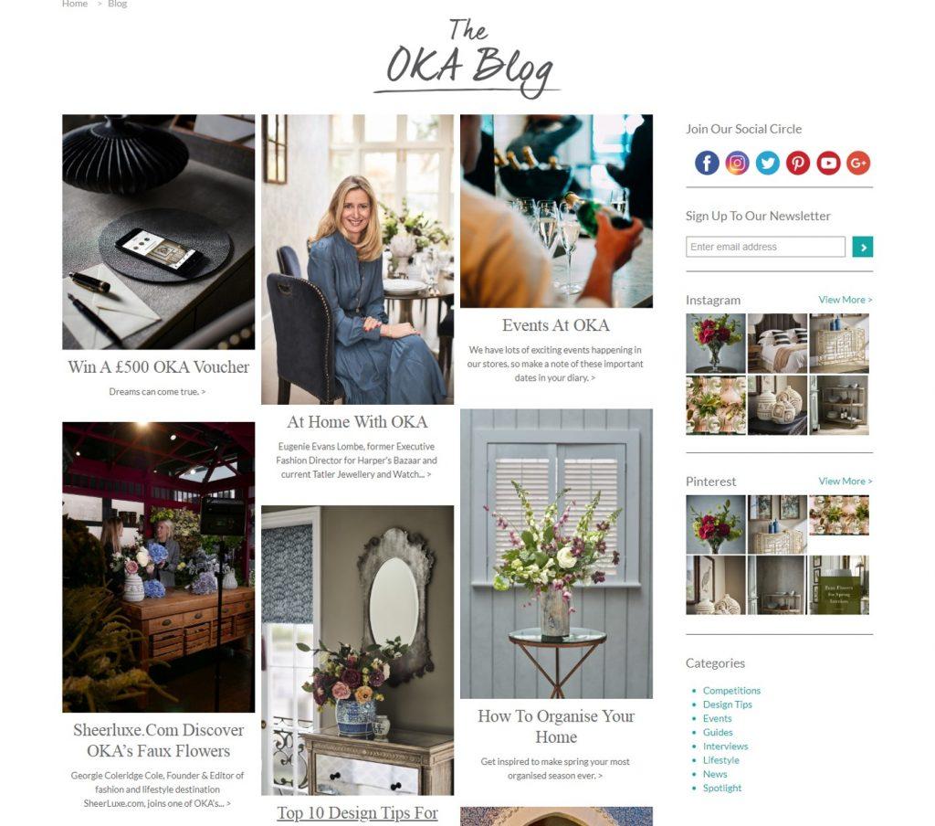 OKA blog