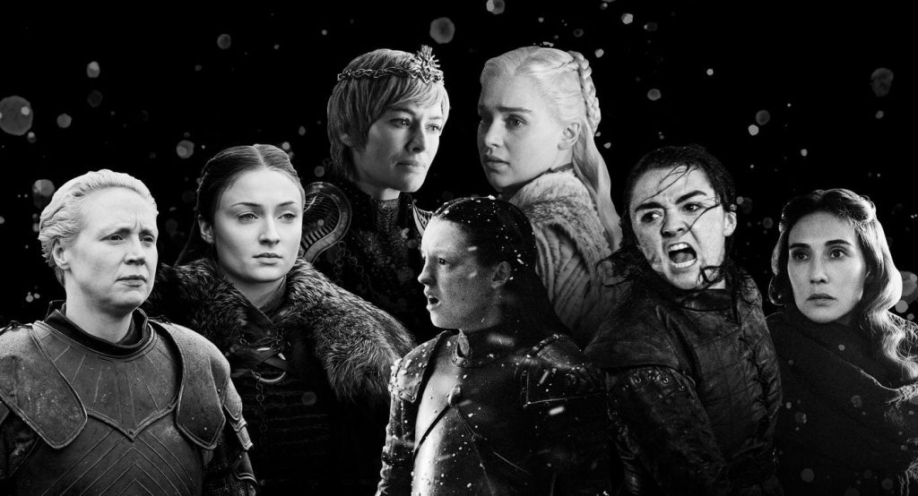 Leaders in Game of Thrones