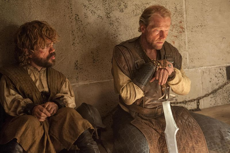 Tyion and Jorah