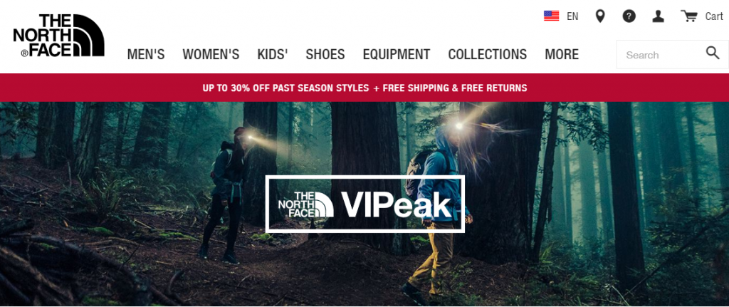 The North Face VIPeak