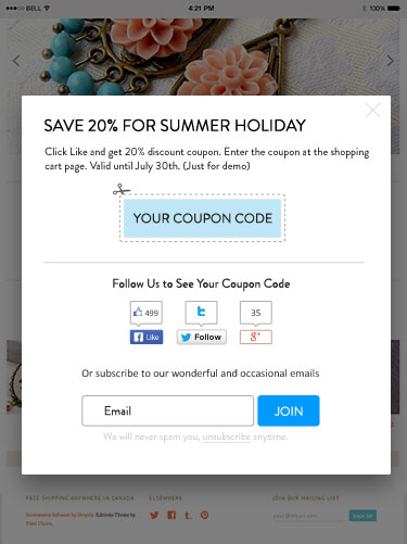 "Choose to show coupon box to new or existing customers <span style=""font-size: 16px;color: #777777;"">*</span>"