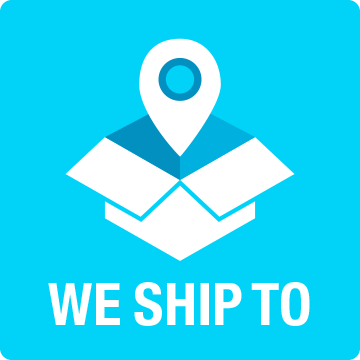We Ship To