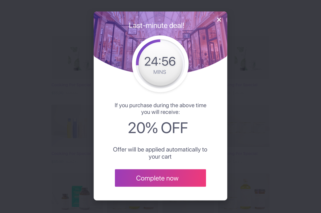 promotion WooCommerce extensions