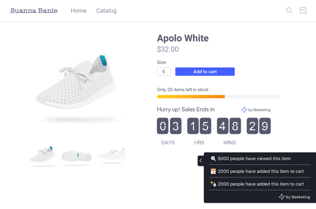 woocommerce countdown extension