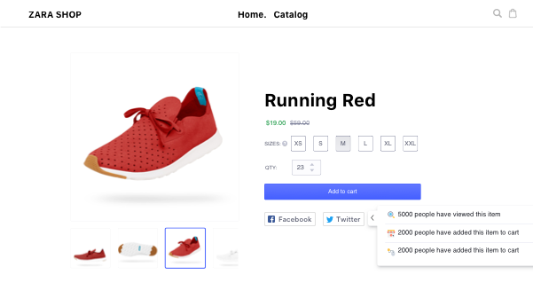 Countdown Cart | Create Urgency To Increase eCommerce Sales