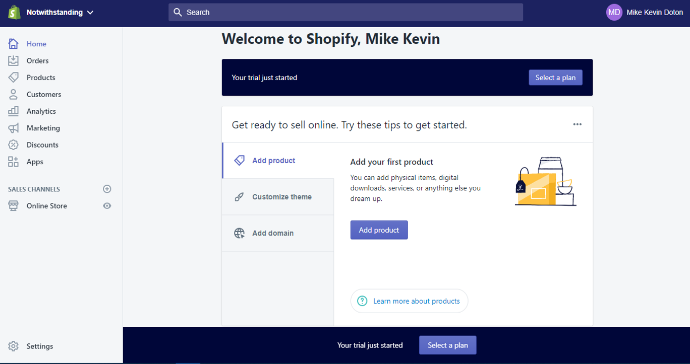 How To Sell On Shopify - A Definitive Beginner's Guide